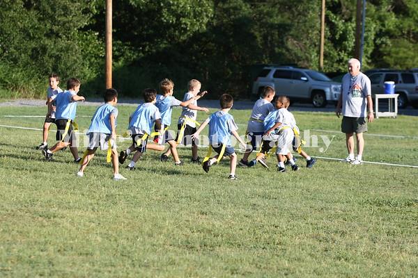Flag Football 7-28-2012