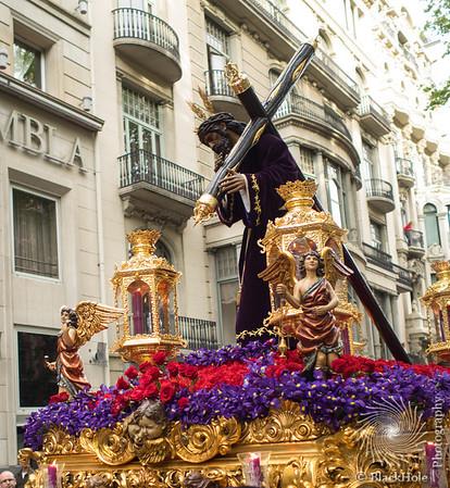 Procesión de María Santísima de la Esperanza Macarena