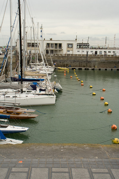 Ostend. Harbor.