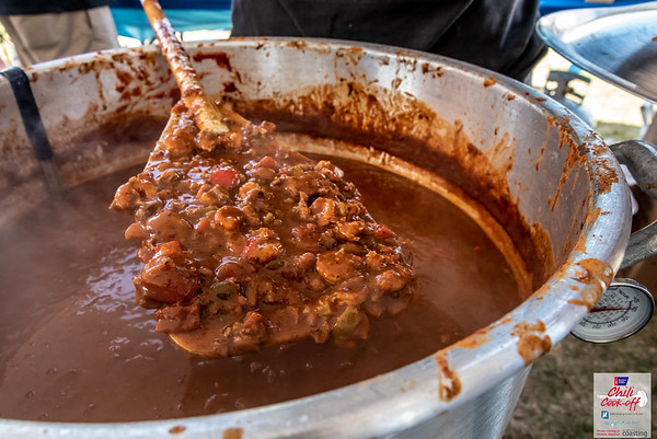 The American Cancer Society - 30th Annual Chili Cookoff