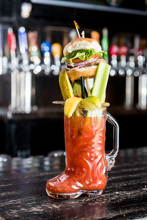 DAVID LIPNOWSKI / WINNIPEG FREE PRESS  The Pint's Caesar, photographed Tuesday May 9, 2017 for National Caesar Day, which falls on May 18.  Dave Sanderson story