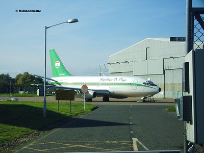 East Midlands Airport, 29-10-2006