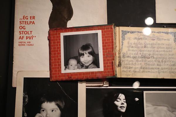 Bjork Exhibit at Museum of Modern Art 2015 - NYC