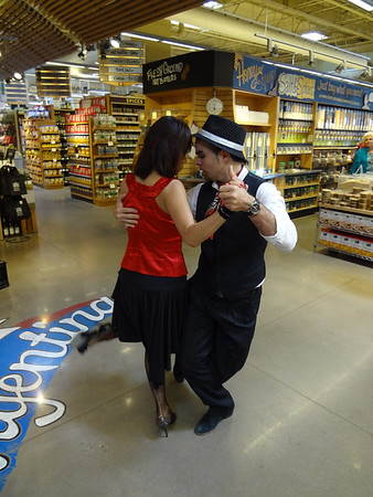 Tango At Whole Foods - 4-27-13