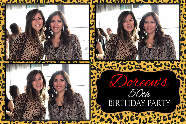 Doreen's 50th Birthday