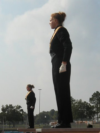 UTA Marching - 1 Oct 2005