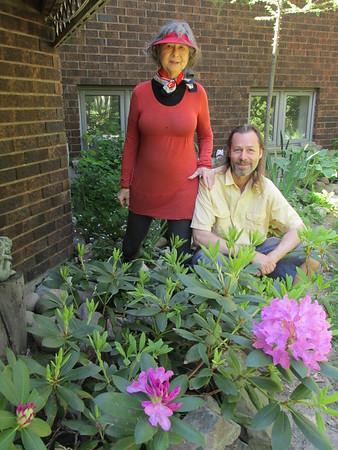 2017 OGW - Gardens of Nadia Snajdr & Bob Muraska