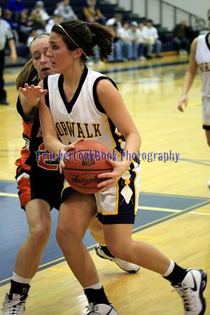 2009 Girls Basketball / Upper Sandusky Varsity