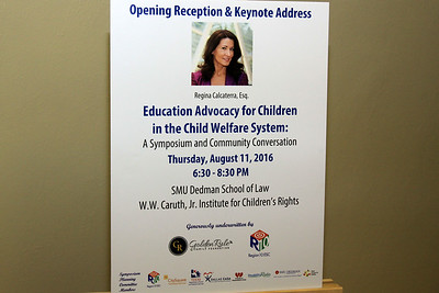 Educational Advocacy for Children Symposium, SMU