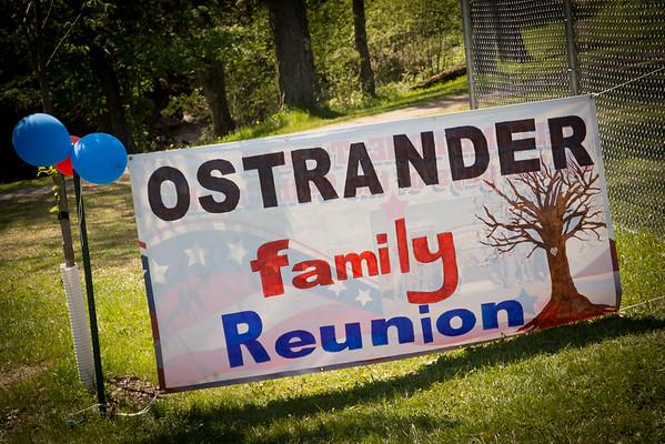 Ostrander Family Reunion