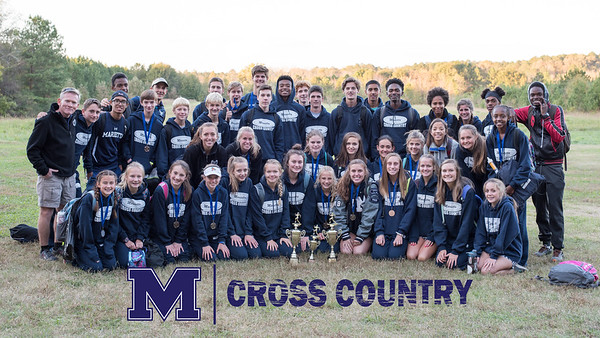 2017 MHS Cross Country