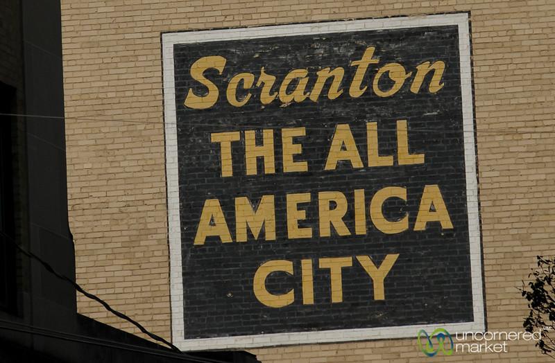 Scranton, the All American City - Pennsylvania