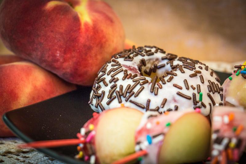 "Summeripe Galaxy Donut Peach ""Donuts"""