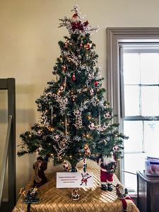 BAM Senior Center's Tree