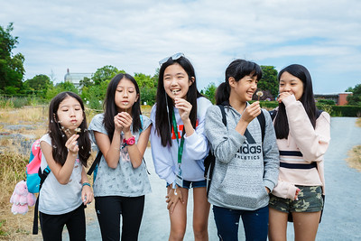 (GSA: Summer camp) National Botanic Gardens