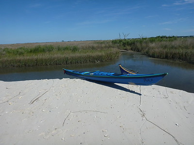 Dauphin Island Kayaking / Camping trip