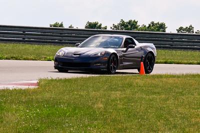 2020 SCCA TNiA June Pitt Race Dk Gray GS Vette