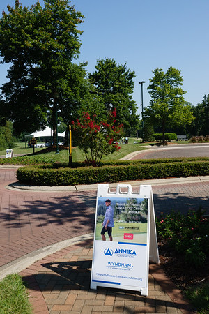 ANNIKA CLINICS AT 2019 WYNDHAM CHAMPIONSHIP