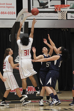 Women's Basketball vs Montreat