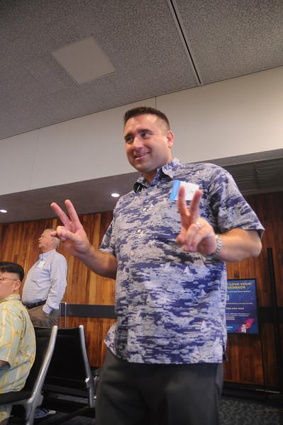 June 14 to 15 - Honolulu to Seoul