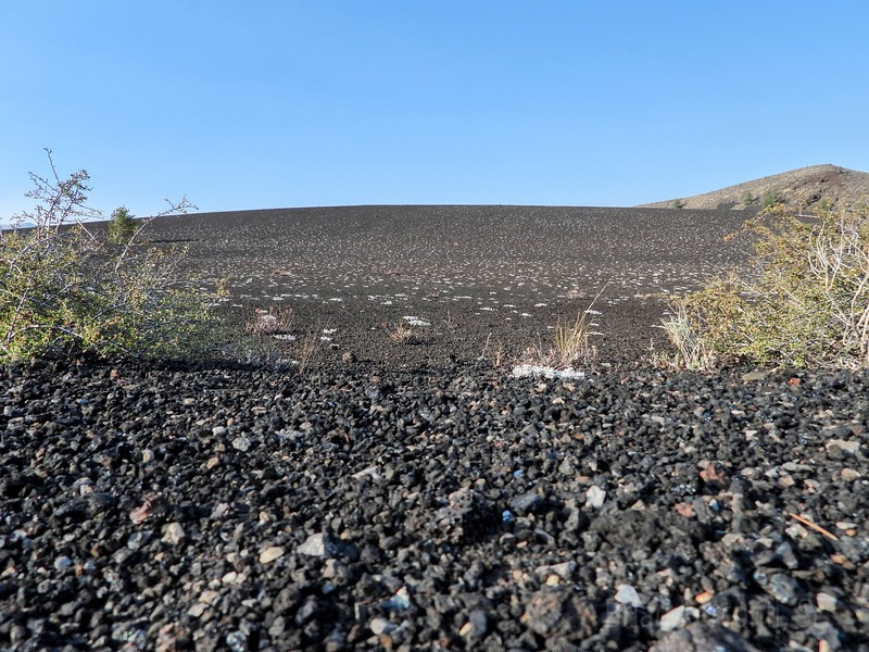 Cinder Field, Craters of the Moon NM