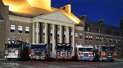 Port Chester N.Y.  Fire  Headquarter's Company's