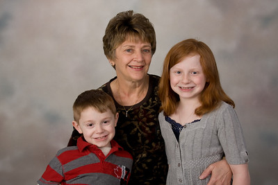 Mary, Makenzie & Jacob