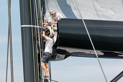 Newport Shipyard Safe Harbor Race Weekend