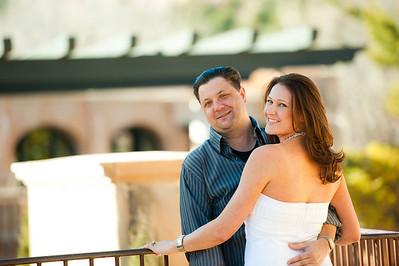 Melissa & Brian O. Engagement