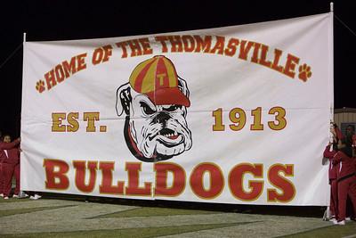 Thomasville High at Pelham