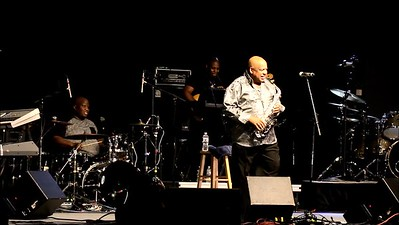 Happy Birthday Corey Baker - Gerald Albright - 2017 Jazz Lagacy Foundation Gala Weekend