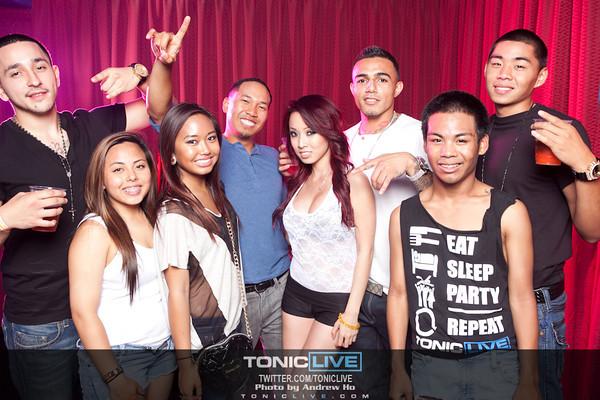 Foam Party @ NV 10/14/2011