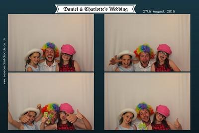 Daniel  & Charlotte's Wedding
