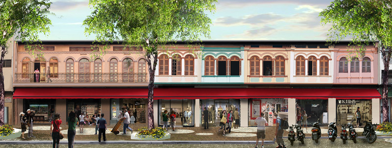 Cholon Redevelopment: Trieu Quang Phuc 101-115