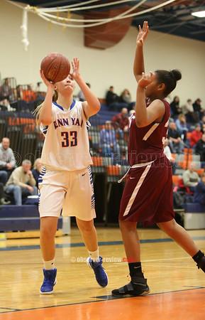 Penn Yan G Basketball 1-9-17
