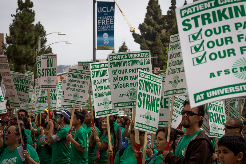 may 22 - Labor strife on campus.jpg