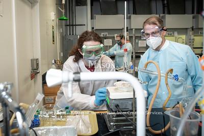 Chemistry lab*