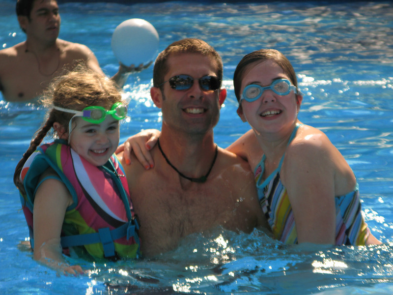George, Hope and kaitlin