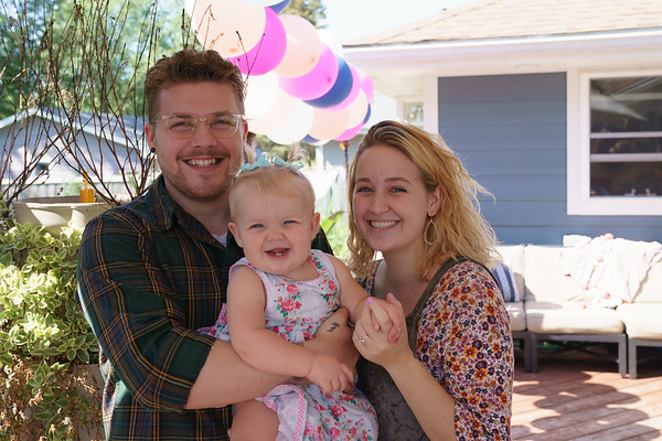 2021-09-04 - Iris is 1 year old!