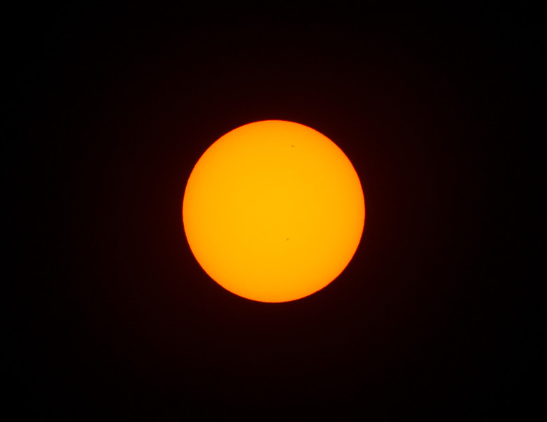 Sun - 25/4/2014 (Processed cropped single image)