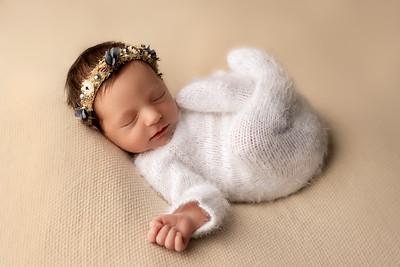 Ilinca • Newborn