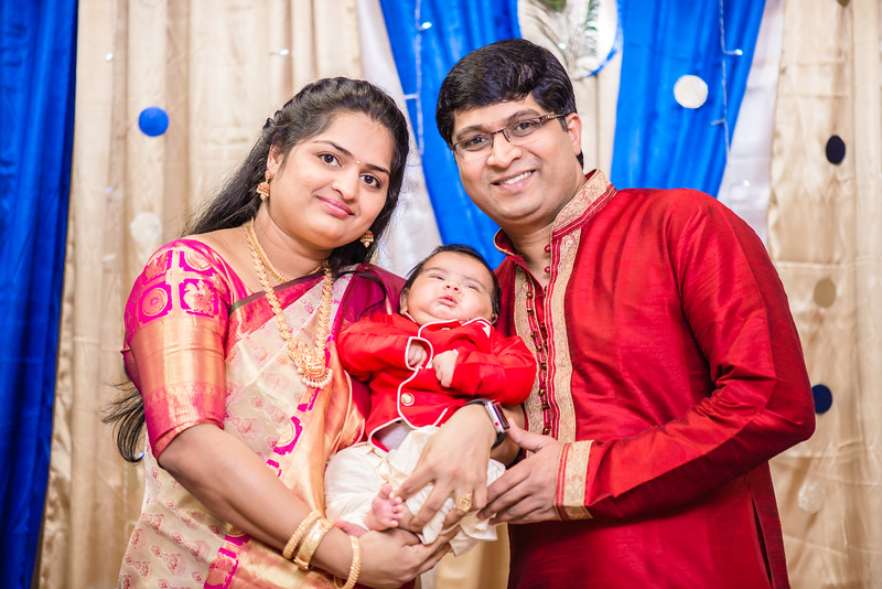 Sunvith's Baby Introduction Party
