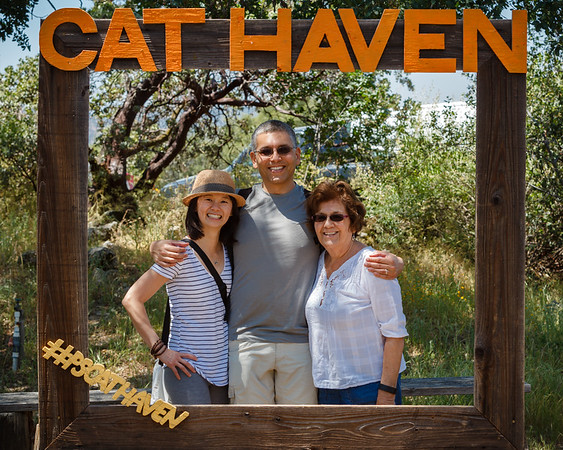 2018 05/14: Mom's Birthday at Project Survival Cat Haven