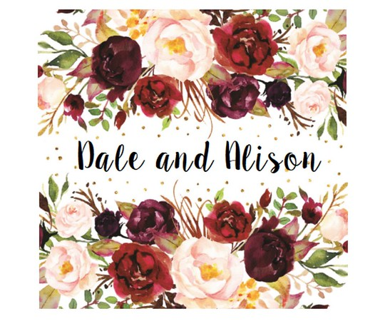 Dale and Alison