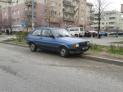 Ford - FWD