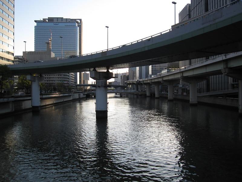 Dojimagawa river
