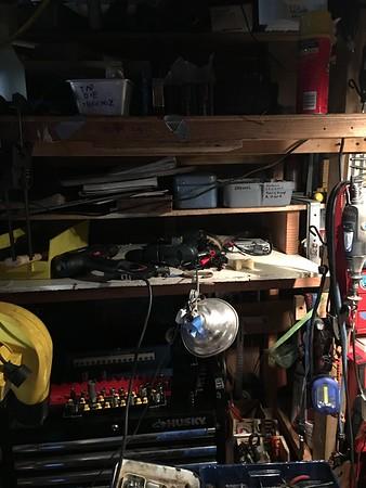 Garage snapshots January 2019