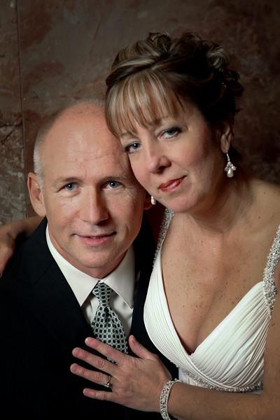 Mike and Theresa