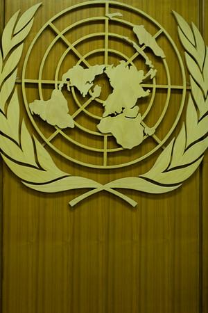 UN. Ban Ki Moon Interview.  June 15, 2009
