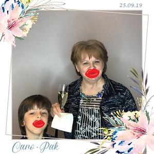 25 mai 2019 - Caro et Pak